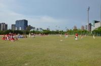 午後はソフトボールグラウンド160717