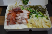 叉燒燒肉飯160718