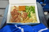 豚角煮弁当160826