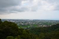 展望台から台湾海峡160827