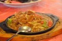 鐵板豆腐160916