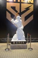 陳金峰彫像161014