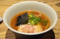ミニ醤油らぁ麺161020