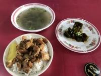 魯肉飯カキスープ昆布161223