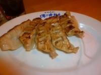 焼き餃子160610
