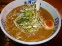 ネギチャーシュー味噌ラーメン160610