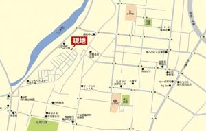栄町-地図