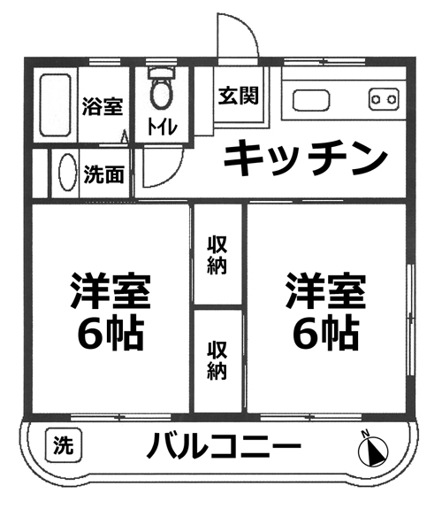 ■物件番号P4482 海6分!激安ペット可マンション!海近!ネコOK!小型犬OK!コンビニ2分!5.5万円!