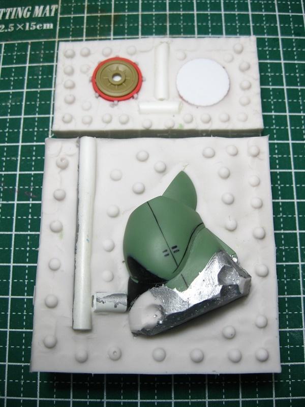 1/35 スタンディングトータス スタブロス専用機