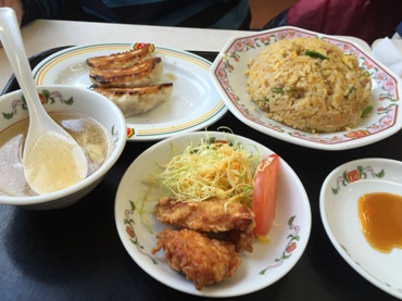 餃子の王将 白石中央店