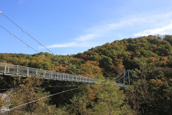 やまびこ吊り橋