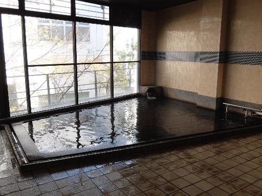 内風呂(長寿の湯)