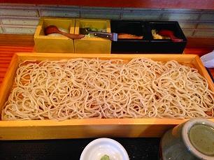 0303板蕎麦 山葵@板蕎麦