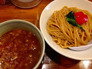 0331蕃茄@つけ麺
