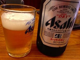 0430みゆき食堂@ビール