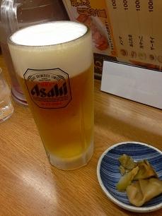 0829福しん@ビール