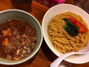 1031蕃茄@つけ麺