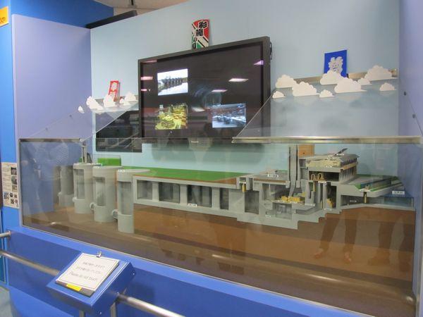 龍Q館の展示物