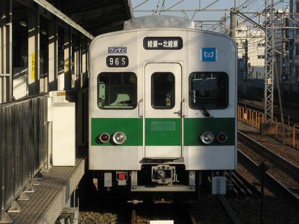 2014年で引退した千代田線北綾瀬支線の5000系。