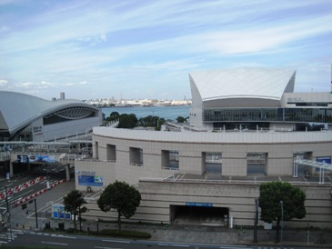 神奈川本選景色