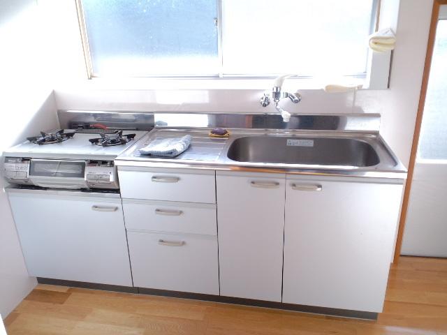 キッチン(満田貸家)