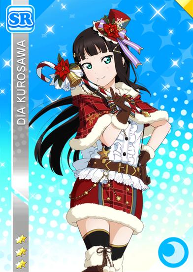 クリスマス編 ダイヤ 覚醒