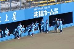 大井選手HR