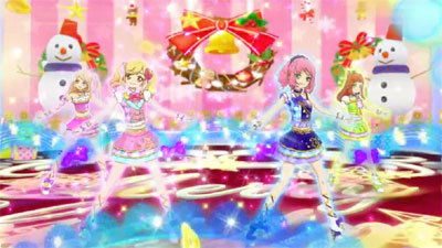 We wish you a merry Christmas AIKATSU☆STARS! Ver.