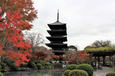 東寺 (4)