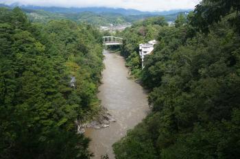 本日の天竜川