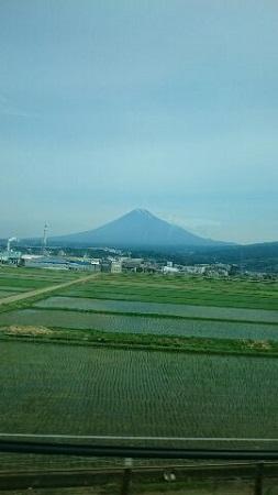 富士さーんヽ(^o^)丿