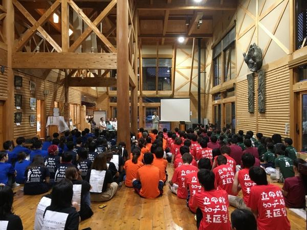 160814-加子母木匠塾2016開校式