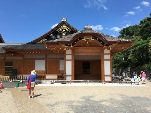 160823-名古屋城本丸御殿 (1)