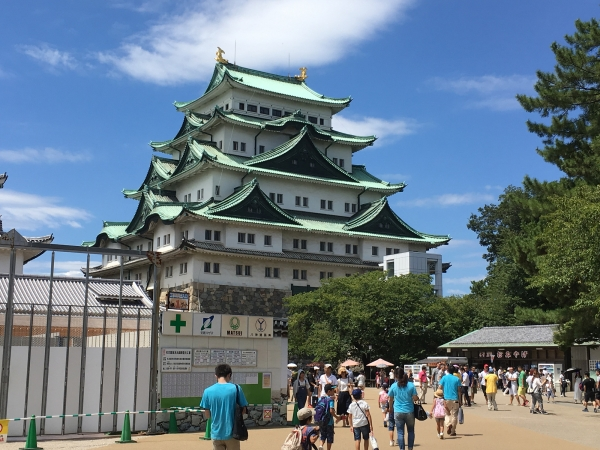 160823-名古屋城天守閣