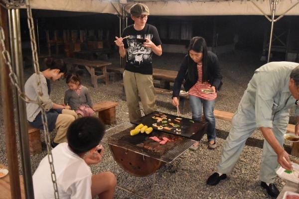 160916-3家族で焼肉会 (1)