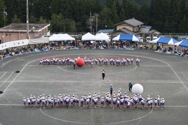 160917-加子母小学校運動会 (3)