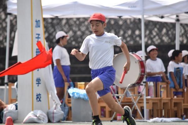 160917-加子母小学校運動会 (4)