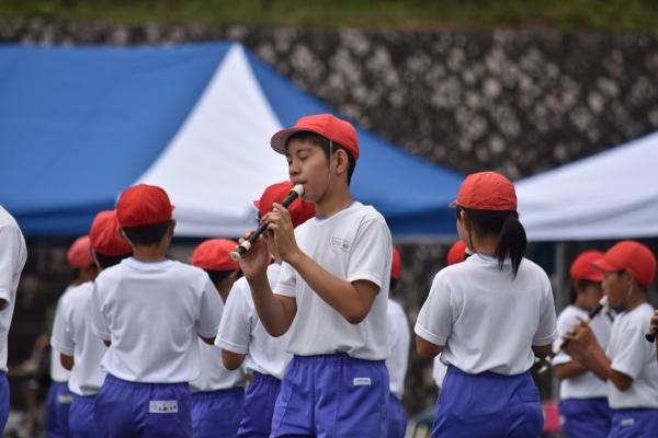 160917-加子母小学校運動会 (5)