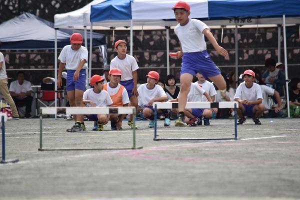 160917-加子母小学校運動会 (7)