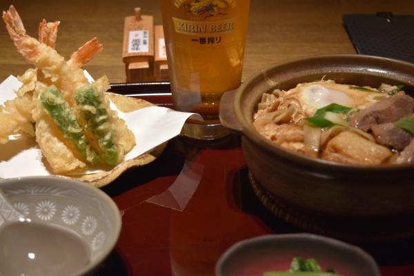 161228ー蕎麦ほうとうの味噌煮込み@紗羅餐