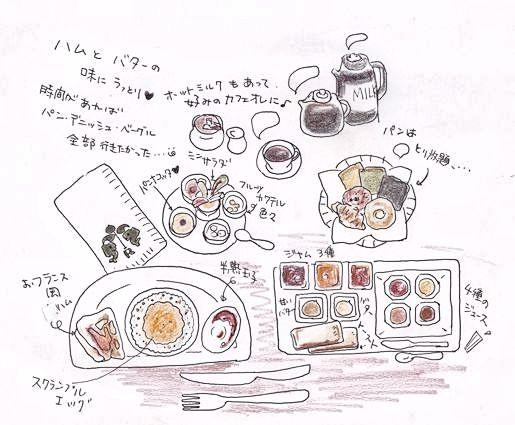 プライム朝食