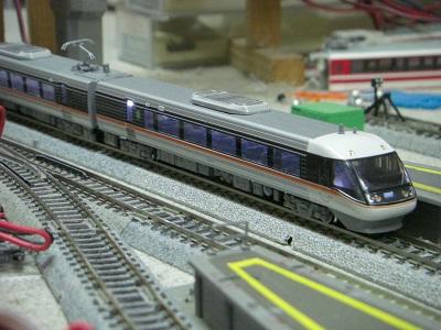 383系模型 1
