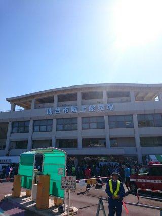 s仙台市陸上競技場