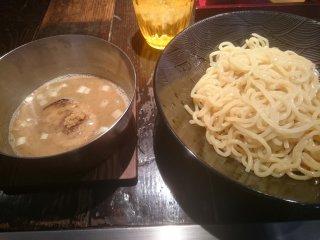 s麺屋政宗のつけ麺