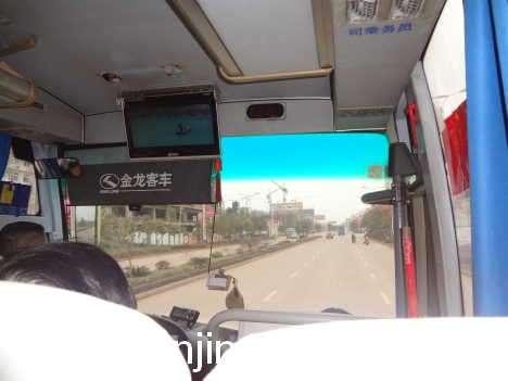 東興から長距離バスで北海へ2