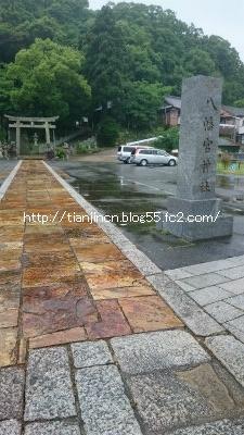 厳原八幡宮神社2