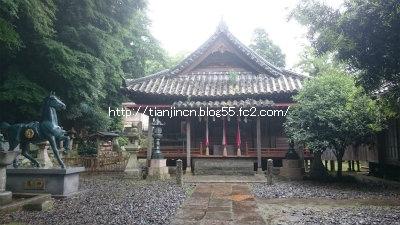 厳原八幡宮神社5