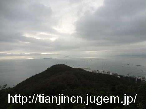 海南島三亜 鹿回頭公園8