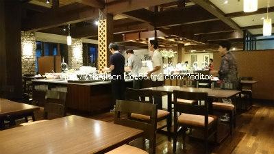 レストラン「シャングリ・ラ」1