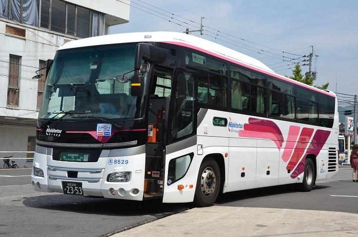 西鉄高速バス 8529/福岡200か23-...